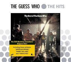 Guess Who - Best of the Guess Who CD Cover Art
