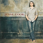 Cook, Jesse - Frontiers CD Cover Art