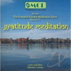 Essential Guided - Gratitude Meditation CD Cover Art