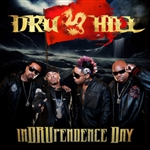 Dru Hill - Indrupendence Day CD Cover Art