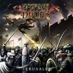 Astral Doors - Jerusalem LP Cover Art