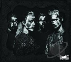 Halestorm - Strange Case Of CD Cover Art
