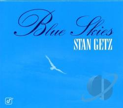 Getz, Stan - Blue Skies CD Cover Art