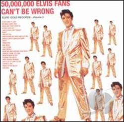 Presley, Elvis - 50,000,000 Elvis Fans Can't Be Wrong: Vol. 2 CD Cover Art