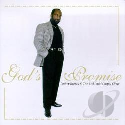 Barnes, Luther - God's Promise CD Cover Art