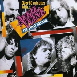 April Wine - First Decade CD Cover Art