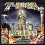 T-Rock - Rock Solid/4:20 CD Cover Art
