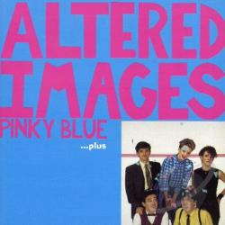 Altered Images - Pinky Blue CD Cover Art