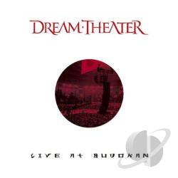 Dream Theater - Live at Budokan CD Cover Art