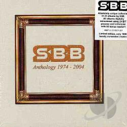 SBB - Anthology 1974-2004 CD Cover Art