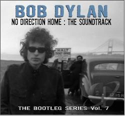 Dylan, Bob - No Direction Home: The Bootleg Series Vol. 7 CD Cover Art