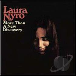 Nyro, Laura - More Than a New Discovery CD Cover Art