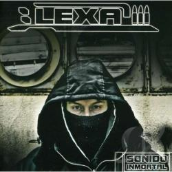 Lexa - Sonido Inmortal CD Cover Art
