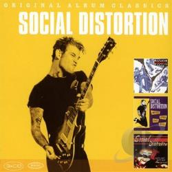 Social Distortion - Original Album Classics CD Cover Art