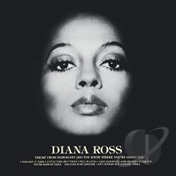 Ross, Diana - Diana Ross CD Cover Art