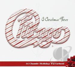 Chicago - O Christmas Three CD Cover Art