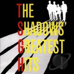 Shadows - Greatest Hits CD Cover Art