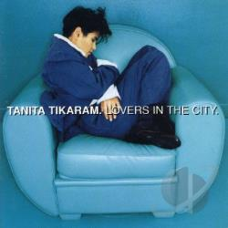 Tikaram, Tanita - Lovers in the City CD Cover Art