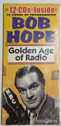 Hope, Bob - Golden Age Of Radio CD Cover Art