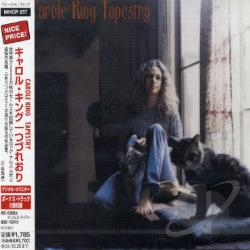 King, Carole - Tapestry (Import) CD Cover Art
