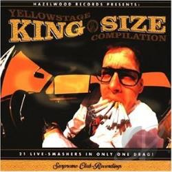 Yellowstage Kingsize C CD Cover Art