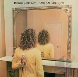 Daltrey, Roger - One Of The Boys CD Cover Art