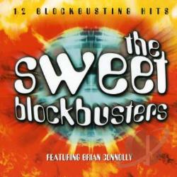 Sweet - Blockbusters CD Cover Art