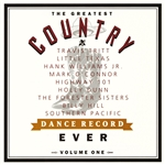 Greatest Country Dance 1 - Greatest Country Dance Record Ever Volume One DB Cover Art