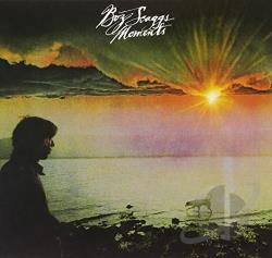 Scaggs, Boz - Moments CD Cover Art