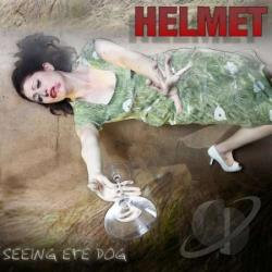 Helmet - Seeing Eye Dog LP Cover Art