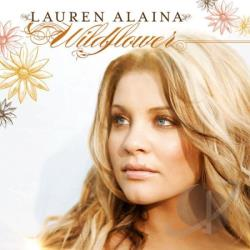 Alaina, Lauren - Wildflower CD Cover Art