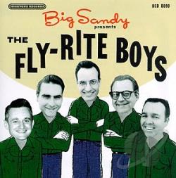 Big Sandy & His Flyrite Boys - Big Sandy Presents the Fly-Rite Boys CD Cover Art