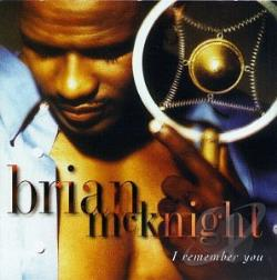 Mcknight, Brian - I Remember You CD Cover Art