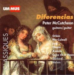 Mccutcheon, Peter - Diferencias CD Cover Art