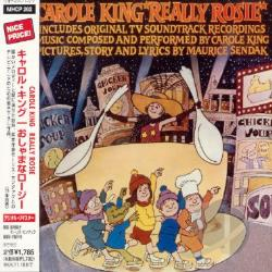 King, Carole - Really Rosie CD Cover Art