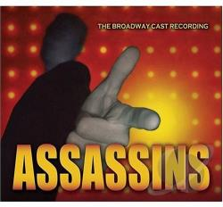 Assassins CD Cover Art