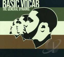 Basic Vocab - General Dynamic CD Cover Art