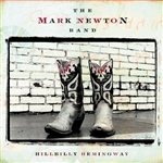 Newton, Mark - Hillbilly Hemingway CD Cover Art