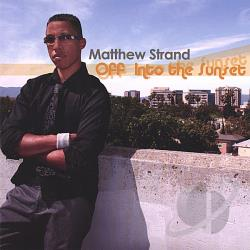 Strand, Matthew - Off Into The Sunset CD Cover Art