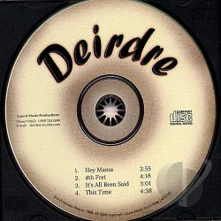 Deirdre - Deirdre CD Cover Art