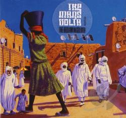 Mars Volta - Bedlam in Goliath CD Cover Art