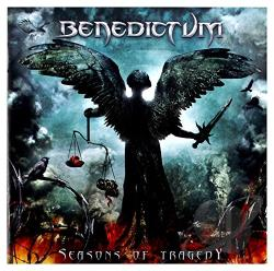 Benedictum - Seasons of Tragedy CD Cover Art