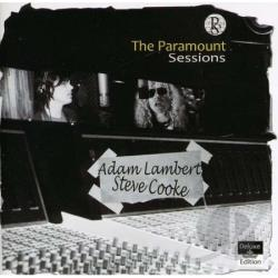 Lambert, Adam & Cooke, Steve - Paramount Sessions CD Cover Art