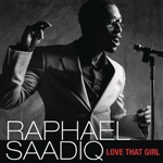 Saadiq, Raphael - Love That Girl DB Cover Art