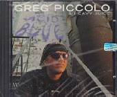 Piccolo, Greg - Acid Blue CD Cover Art
