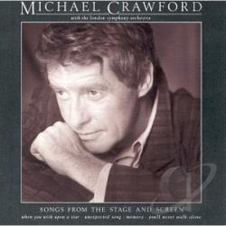 Crawford, Michael - Songs From Stag CD Cover Art