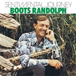 Randolph, Boots - Sentimental Journey CD Cover Art