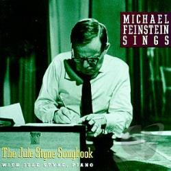 Feinstein, Michael - Sings The Jule Styne Songbook CD Cover Art