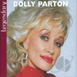 Parton, Dolly - Legendary CD Cover Art