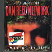 Dan Reed Network - Mixin' It Up CD Cover Art